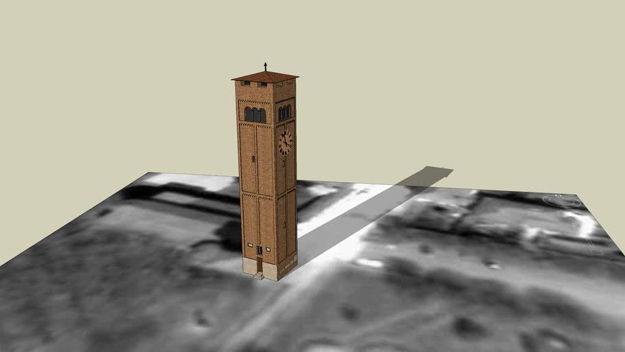 Torre campanaria di Sospiro