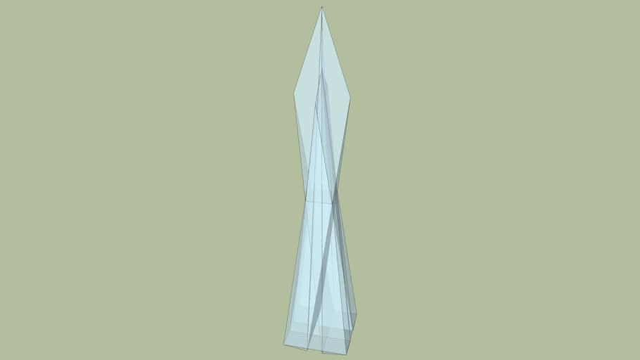 Glass Obolisk
