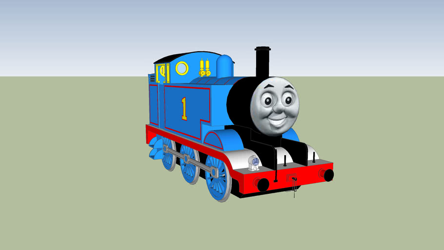 Thomas the Tank Engine (Updated)