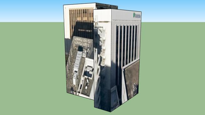 Building in 〒160-8301