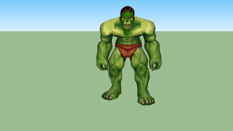 Hero Makeover Hulk part 2