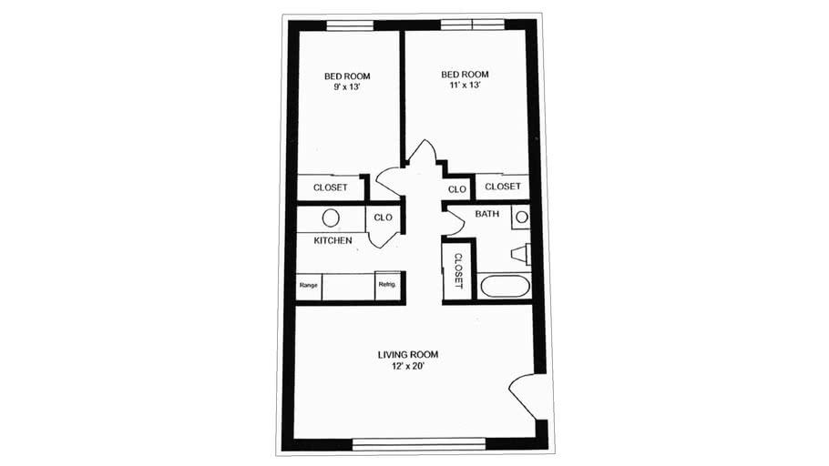 Model the Floors & Exterior Walls