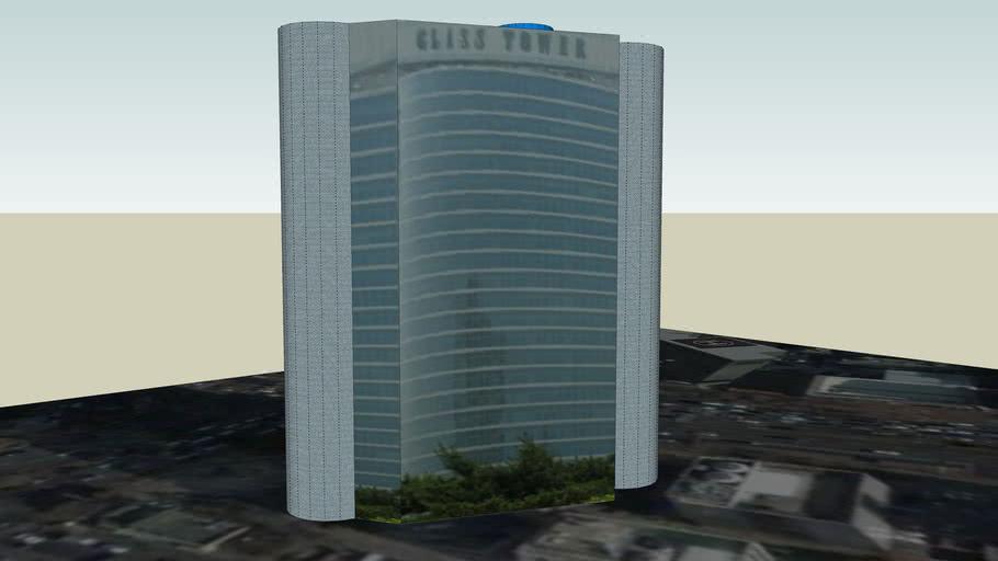 Sam Sung Glass Tower
