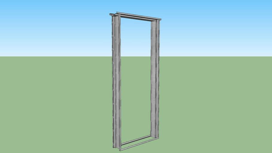 Aluminiun Door frame