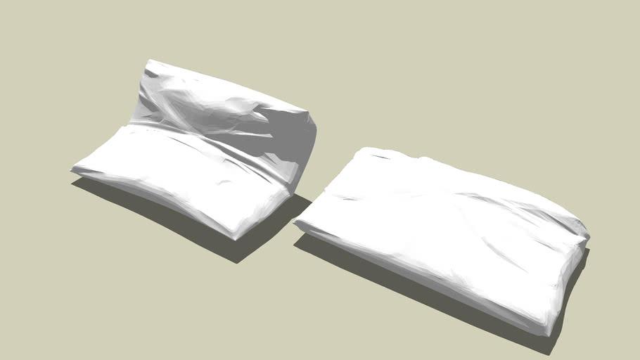 2 pillow