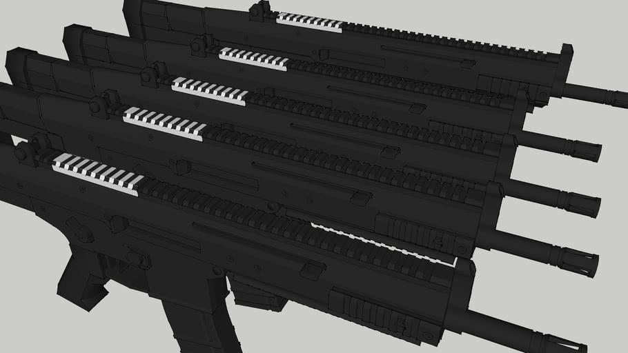 arx 160  armas largas