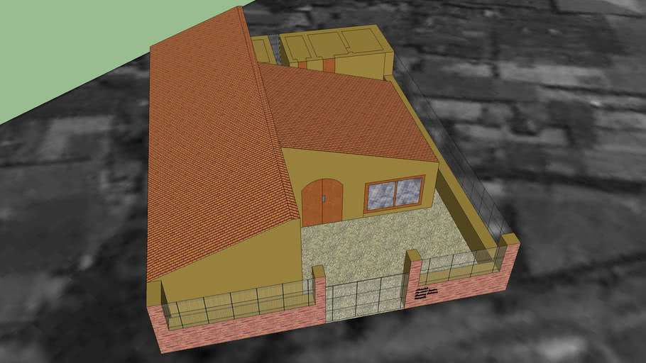 Ahmed house