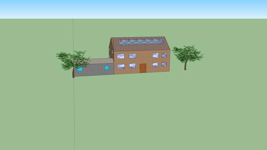 Casa Tipica Americana