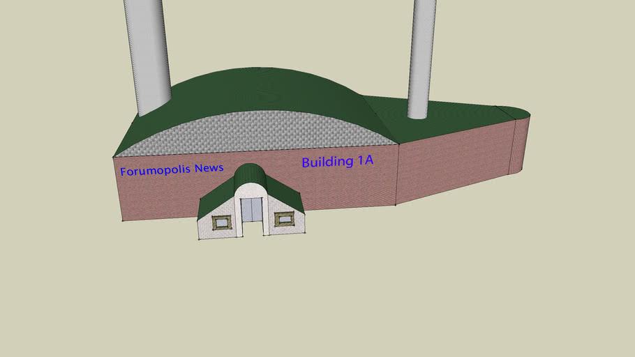 Forumopolis News Building