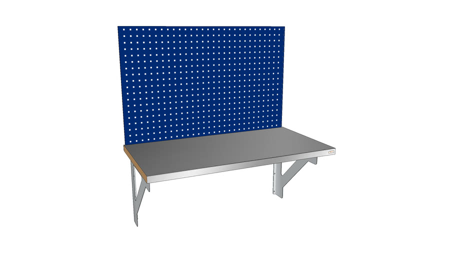 SSG Table 500 Combination 13 wall 1530x800   Item No. 201260-13