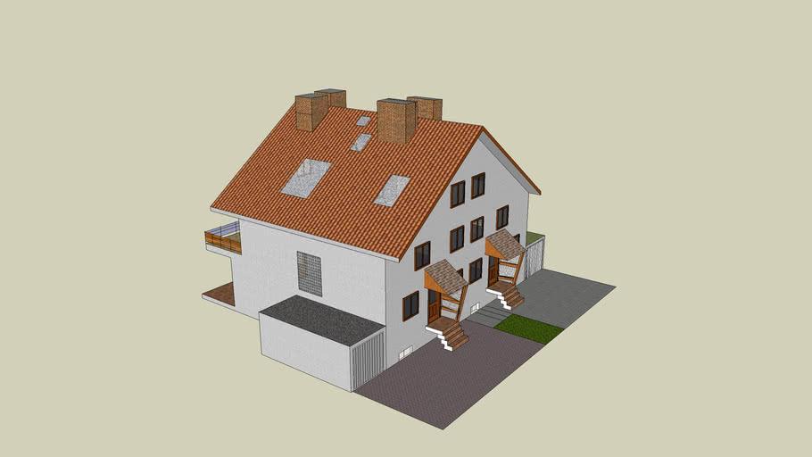 Doppelhaus Erlesring 3A+B