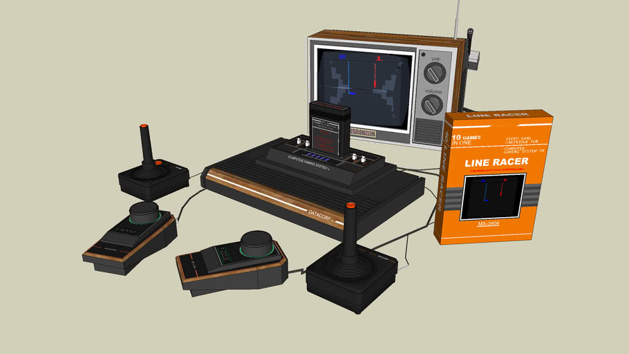 Computer Gaming System