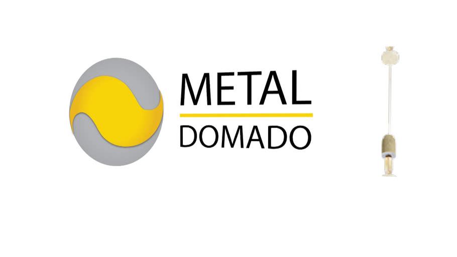 Metal Domado | Pendente Stone Cut