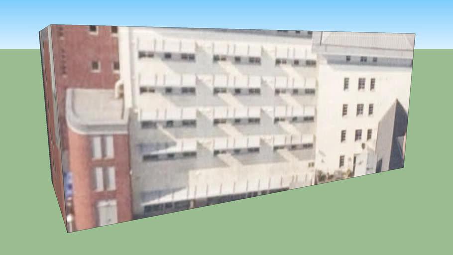 Building in Birmingham, West Midlands B12 0PQ, UK