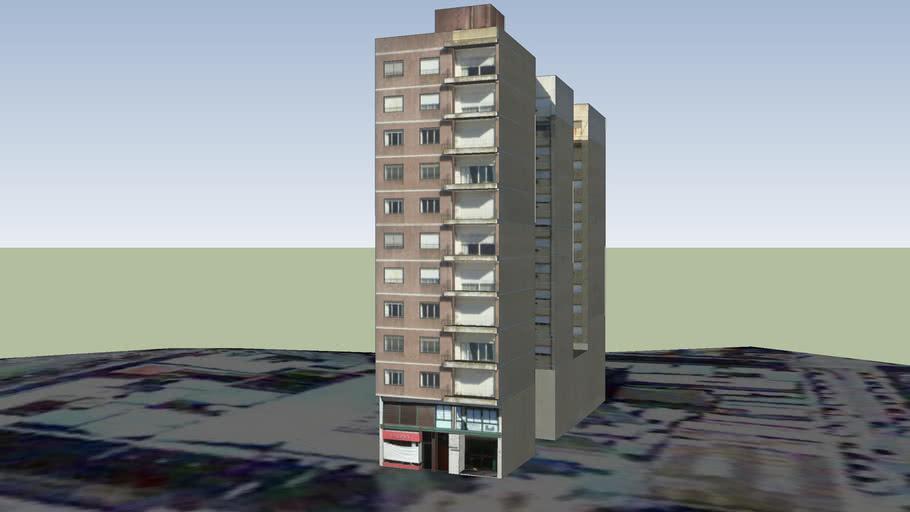 Edificio Penoucos