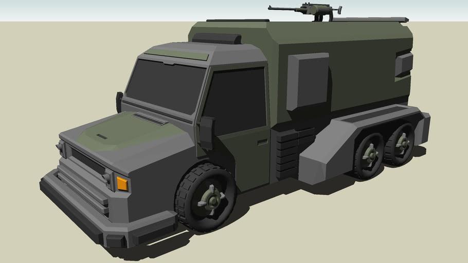 UNSC Troop Transport
