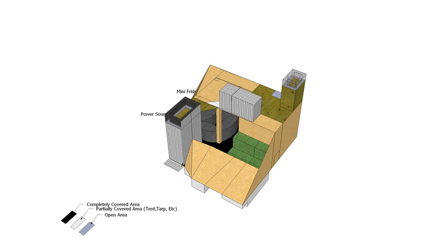 Airsoft Fort Final 3D