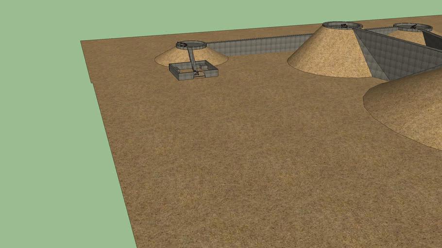 Fort Palmetto (concept)