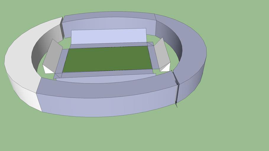 Melbourne Heart Stadium (No colour. Sorry!)