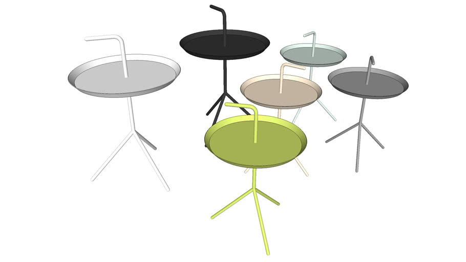 Hay Dlm Xl Tables Warehouse