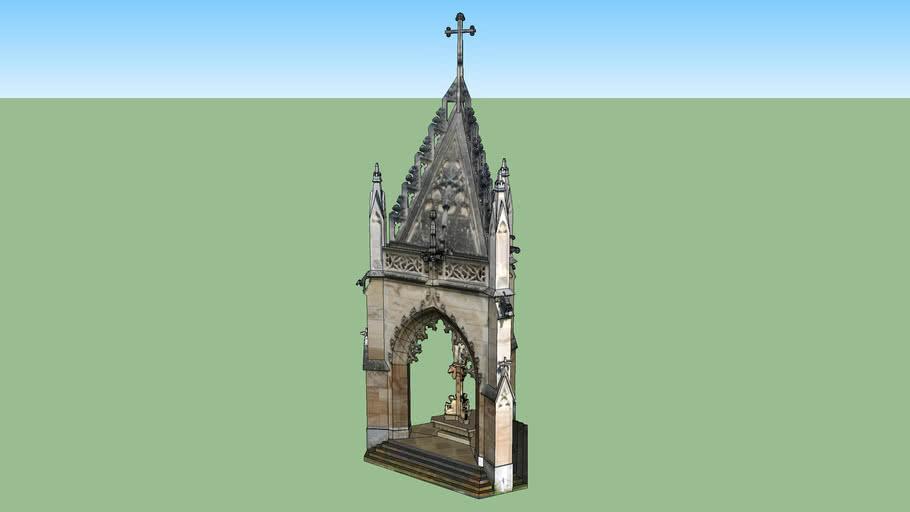 Lednicko-valtický areál - Kaple svatého Huberta