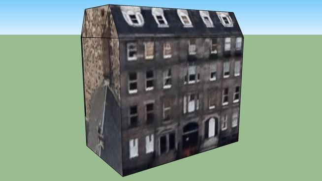 Building in Edinburgh EH6 6AY, UK