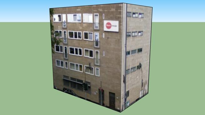 Gebäude in Köln, Deutschland