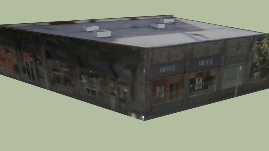 Gebäude in Seattle, Washington, Vereinigte Staaten