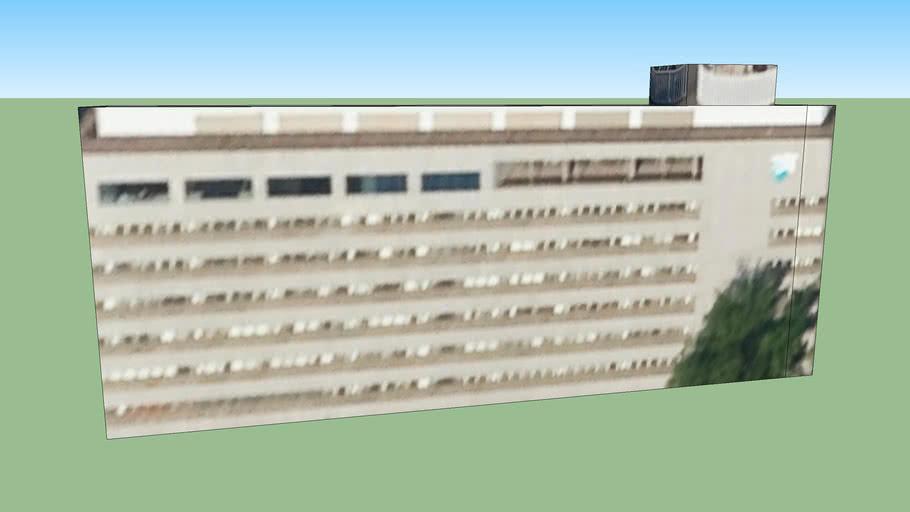 Edificio en Róterdam, Países Bajos