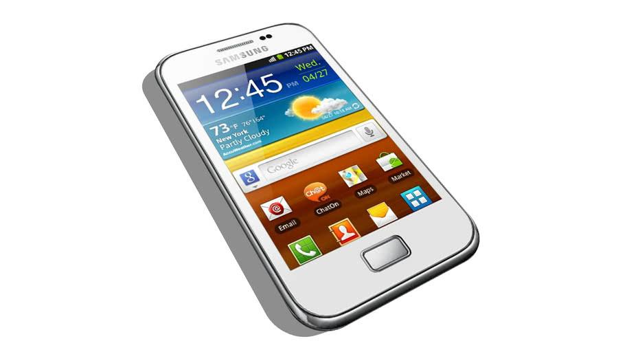 Samsung Galaxy Ace Plus S7500 White