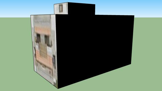 Building in Peristeri, 041082