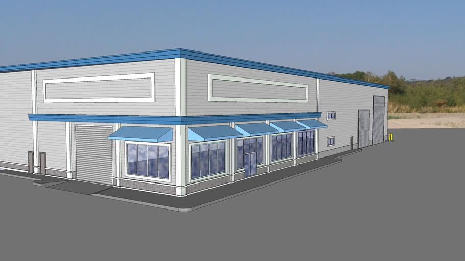 Little Blue Store