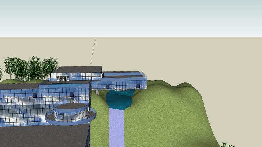 Fallingwater Hotel