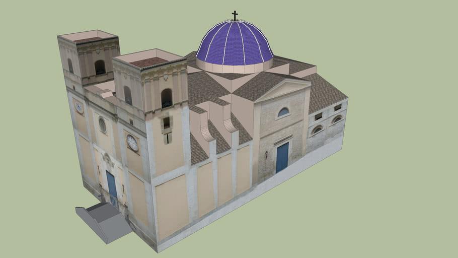 Iglesia de San Bartolomé de Petrer