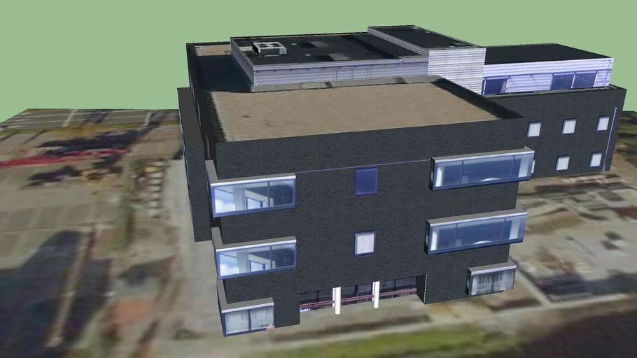 строение по адресу роттердам,нидерланды