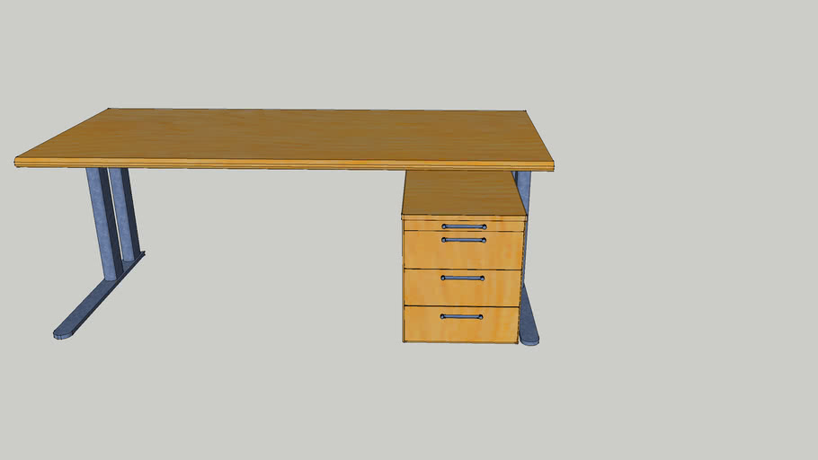 Office tabel - Büro Tisch