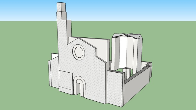 Cathedrale Notre Dame du Bourguet