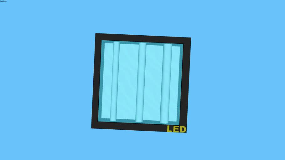 Led L Box 3200 vv