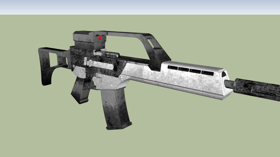 H&K G36K Assault Rifle