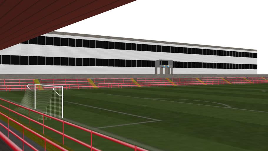 Non League Ground - Expansion 1
