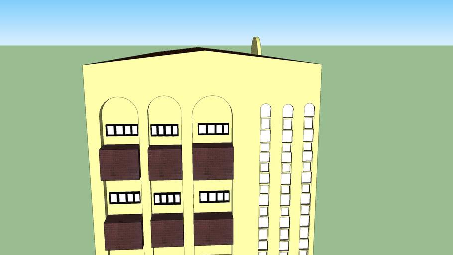 University of Makati, Bldg. 1