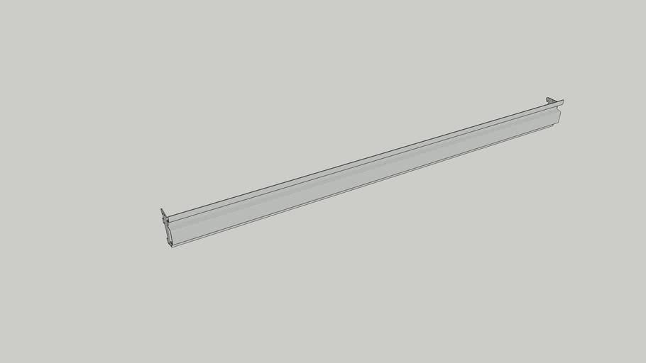 SSG Suspension rail S135 ESD   Item No. 200156-52