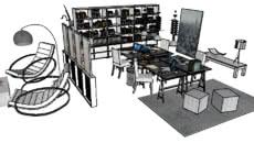 Equipamentos eletronicos (computadores/cameras/HDS)