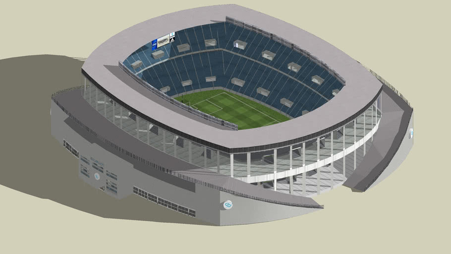 ESTADIO BANCO DEL AUSTRO (ECUADOR FUTURE STADIUM)