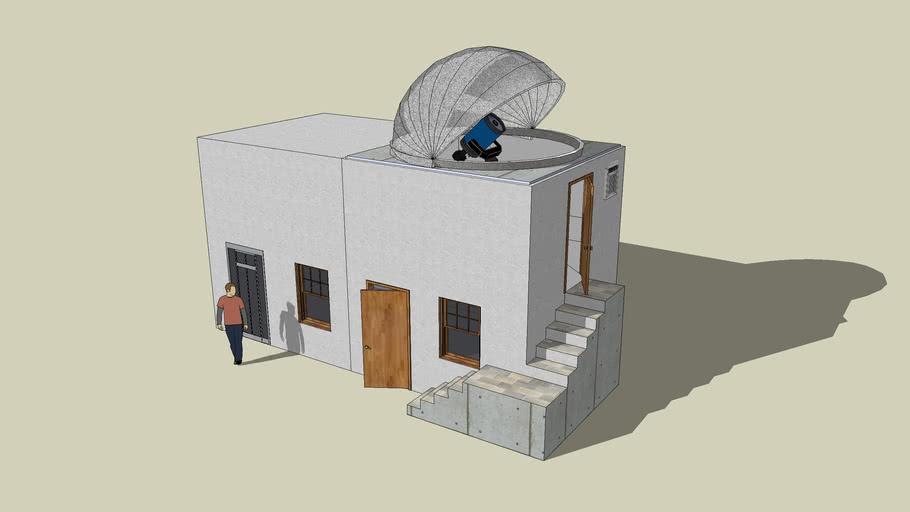 LNA Office Small Observatory