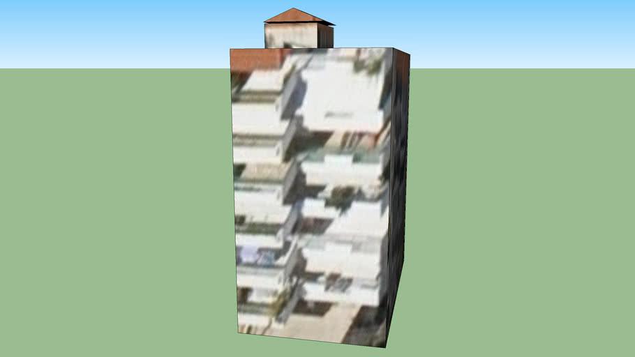 Building in Kallithea, Greece