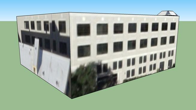 Gebäude in Austin, TX, USA