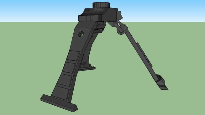 Tripod Platform for M-57 Sentry Gun