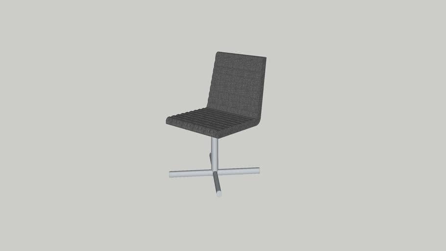 Cadeira Miura sem braço_Sérgio Fahrer_Casapronta