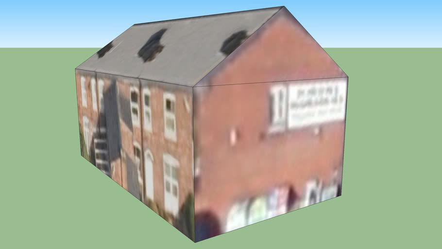 Building in Birmingham District, UK